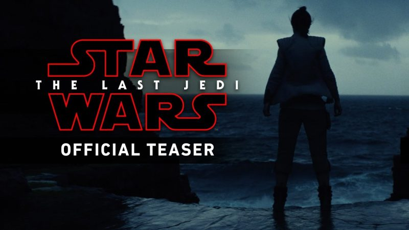 Star Wars: Last Jedi Fragman