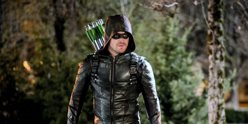 Arrow'un Yıldızı Stephen Amell Ninja Warrior'da Estiriyor